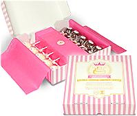 Tårtleveransförpackning
