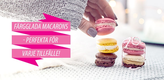 Macarons de Cologne