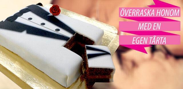 Brudgumstårtor, Groom's Cakes