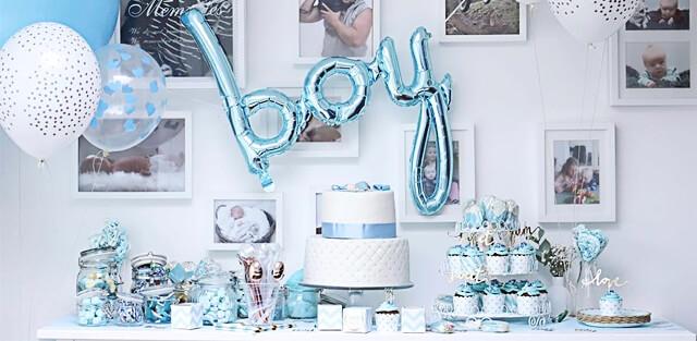 Födelsedagstårta för pojkar