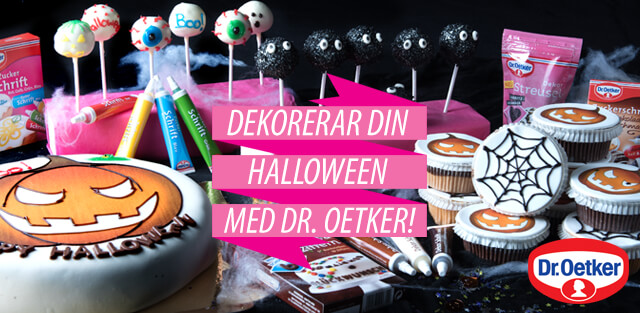 Dr. Oetker Halloween
