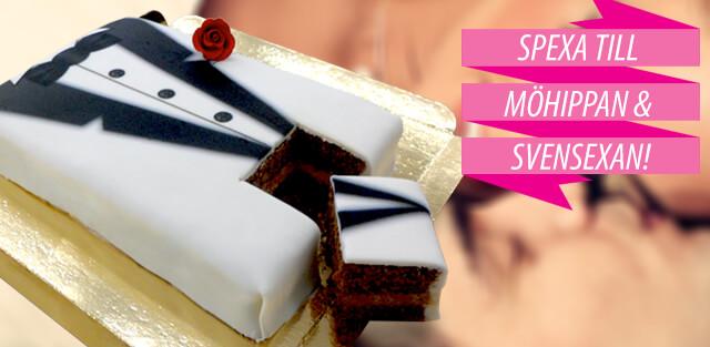 Tårtor för Svensexan och Möhippan