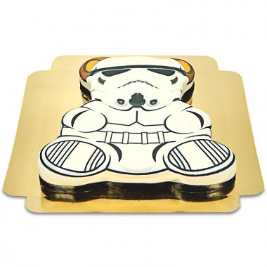 Teddy-Trooper i nalleform