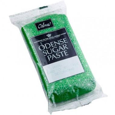 Sugar paste grön - 250g