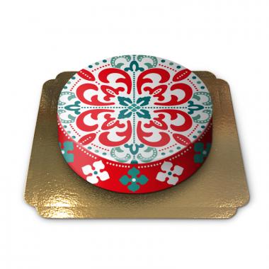 Marockanskt mönster av Pia Lilenthal