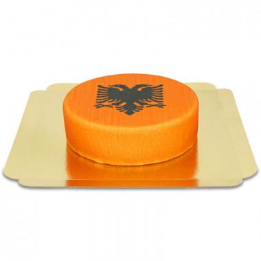 Albanien-tårta