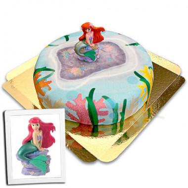 Ariel på Koralltårta