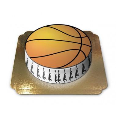 Basketbolltårta