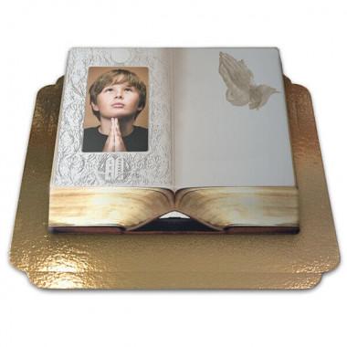 Bibeltårta med foto