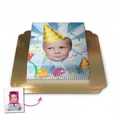 Födelsedag, Face-Cake