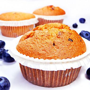 Muffins blåbär, 9 st
