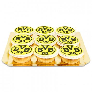 BVB - Cupcakes, 9 Styck