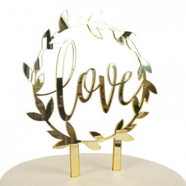 Tårtdekoration, ''Love''