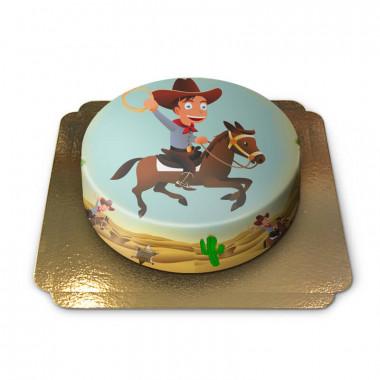 Cowboytårta