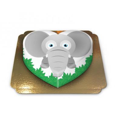 Elefanttårta