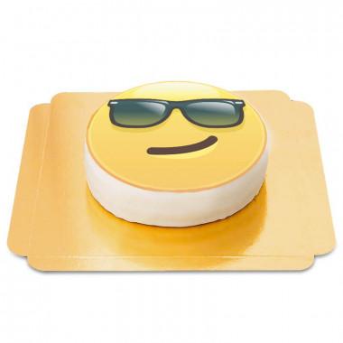 Cool emojitårta
