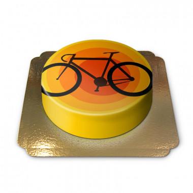 Cykel tårta