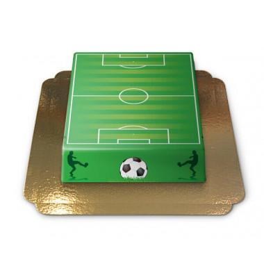 Fotbollsplantårta