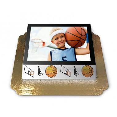 Basketbollram, Fototårta