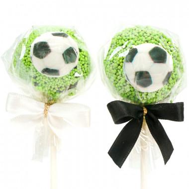 Fotbolls Cake-Pops (12 st)