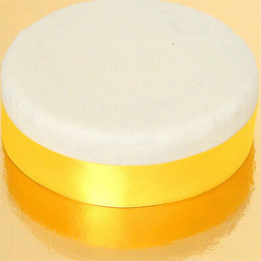 Brett tårtband, gult