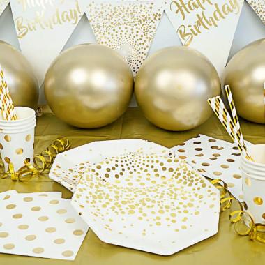 Partyset - Golden Birthday