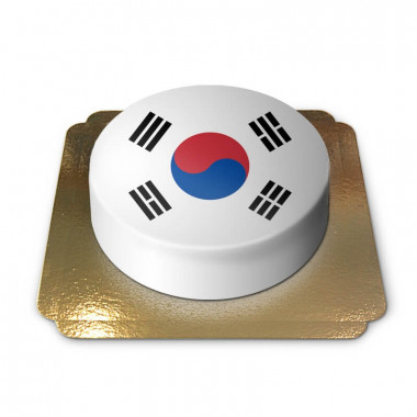 Sydkorea tårta