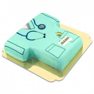 Tårta Sjukvårdare