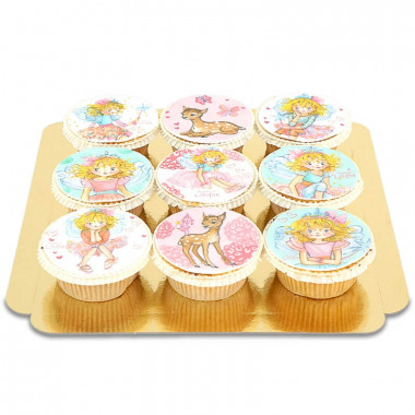 Prinsessan Lillifee Cupcakes