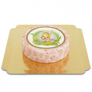 Prinsessan Lillifee tårta med djungeltema