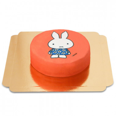 Miffytårta röd