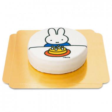 Miffytårta vit