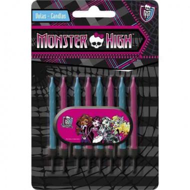 Monster High tårtljus