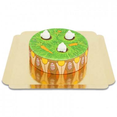 Harar på påsk-tårta