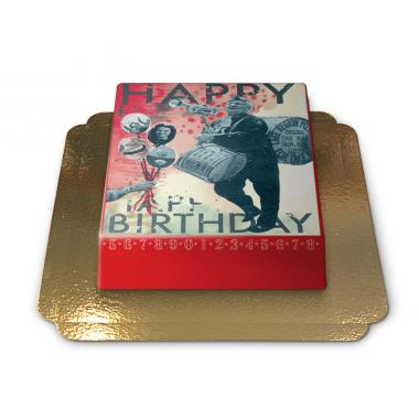 Happy Birthday Tårta av Pia Lilenthal