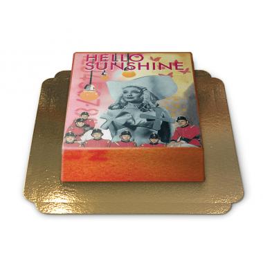 Sunshine Tårta av Pia Lilenthal