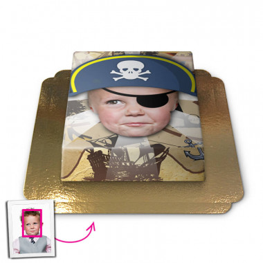 Pirat, Face-Cake
