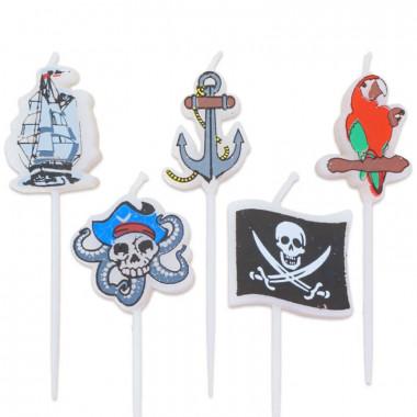 Piratljus (5 st)