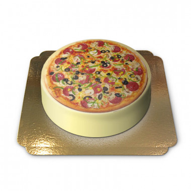Pizzatårta
