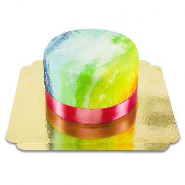 Rainbow Pridetårta