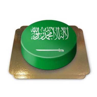 Saudiarabien tårta