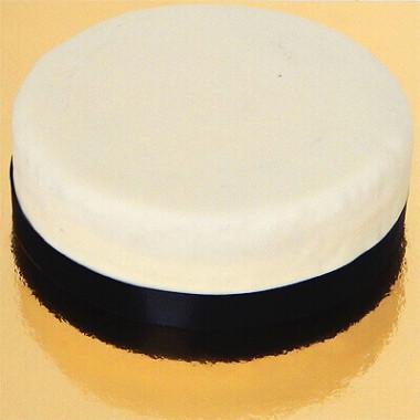 Smalt tårtband, svart