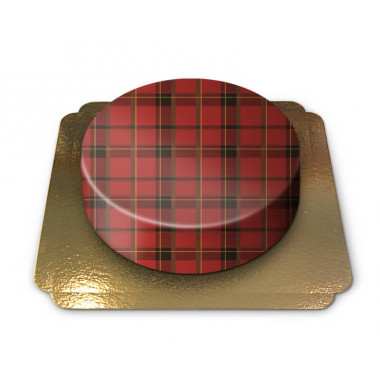 Skotskt mönster