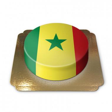 Senegal-Tårta