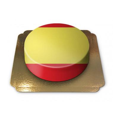 Spanien-tårta