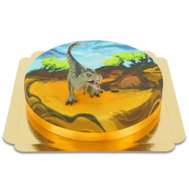 Dinosaurietårta