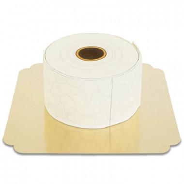 Toalettpapper-tårta