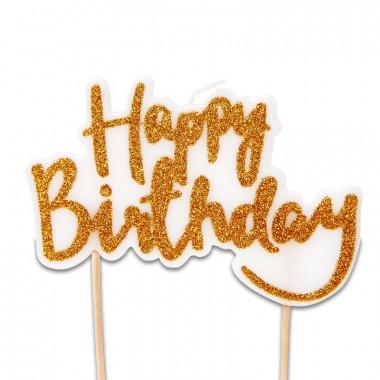 Tårtljus, Happy Birthday