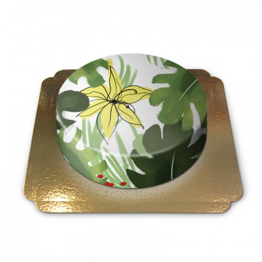 Tropisk tårta