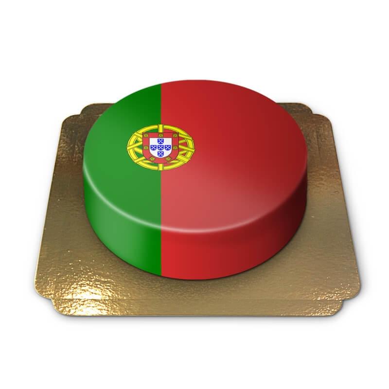 Portugal-tårta